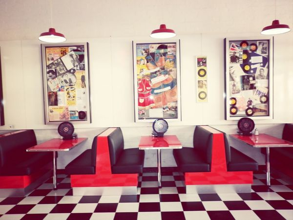 Retro Cafe in Laidley, Queensland Look With A Filter