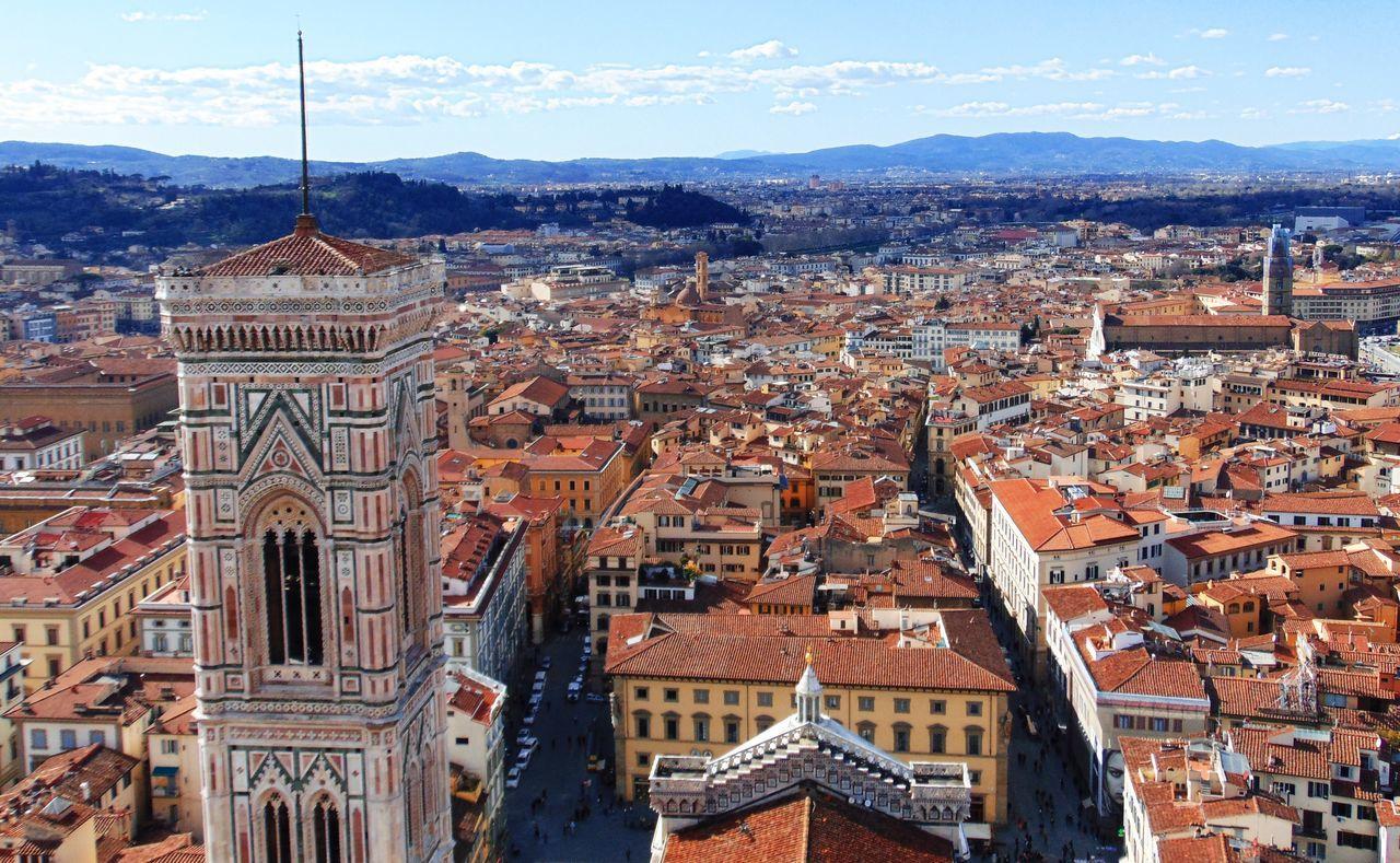 Giotto Campanile Di Giotto Firenze Florence Tuscany Travel Travel Destinations Architecture Marble Art History Italy Italia Culture Landscape