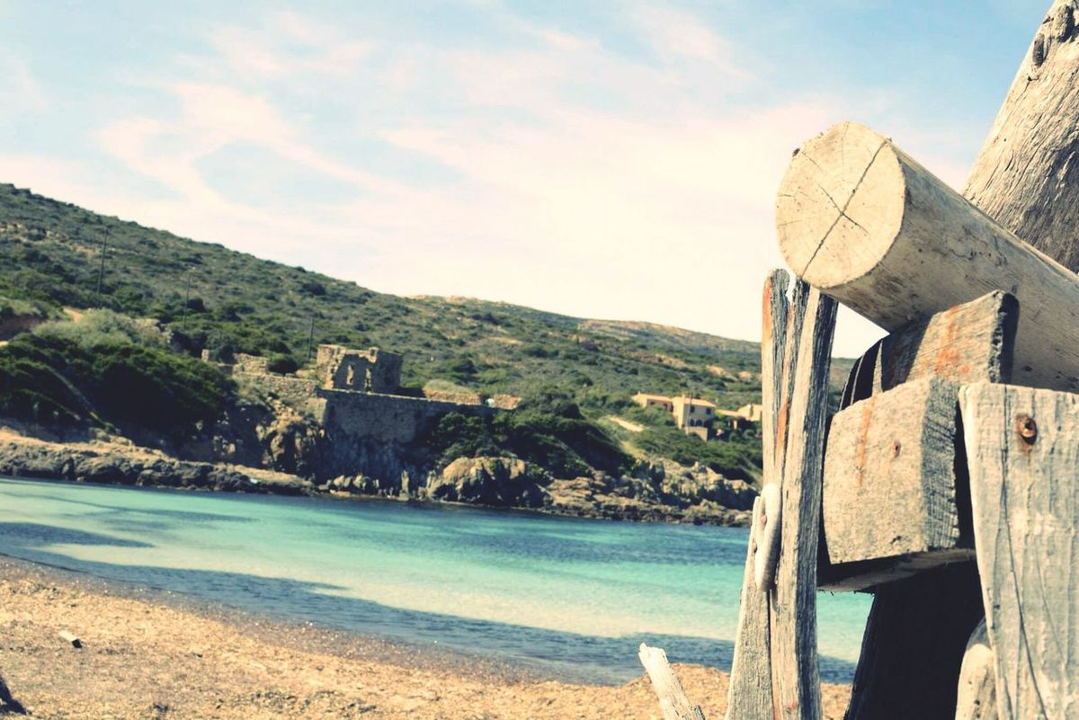 Calvi La Corse 2B Paysages Nature Mer Bleue Marabeach NikonD3100