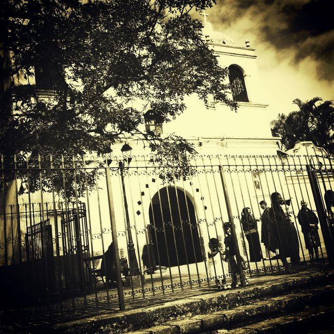 Iglesia Católica de Valle de Angeles First Eyeem Photo