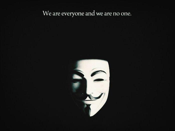 V pour Vendetta.