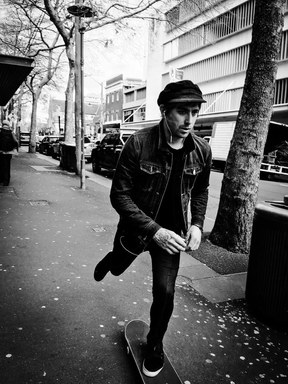 Streetphotography Blackandwhite Photography Skateboarding Cool Guy