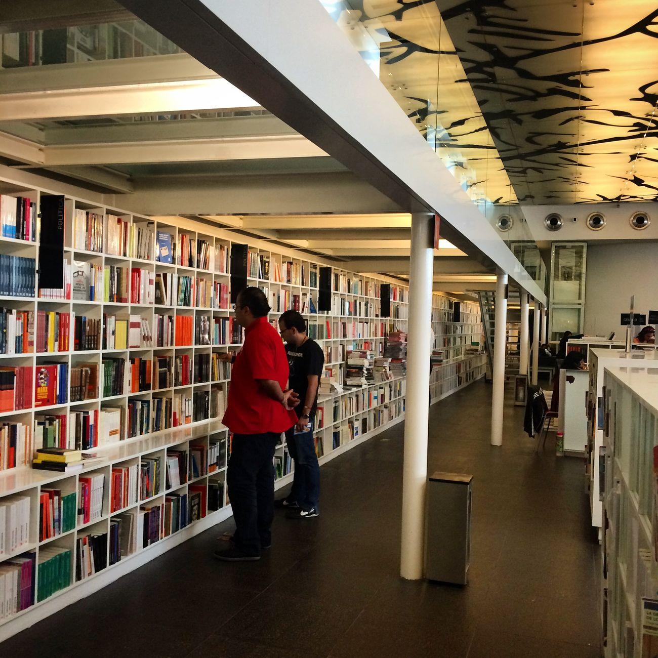 Books ♥ Reading A Book Urbanexploration FCE Mexico City Arquitecture Bookstore Book Books Library