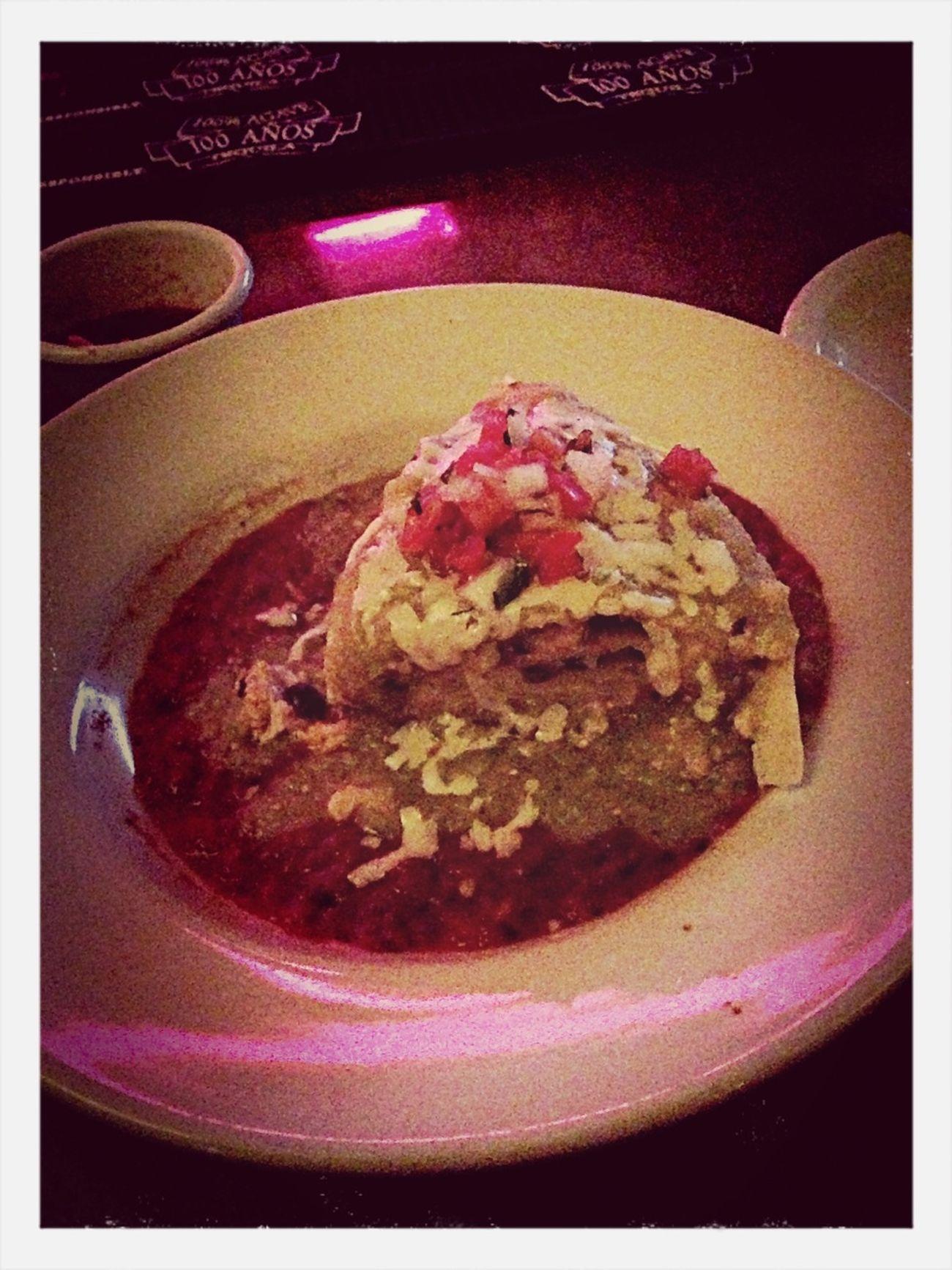Mexican Lasgna!