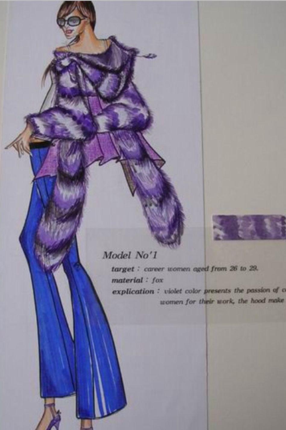 Fashion Esmod korean?