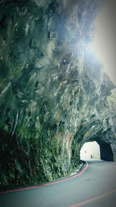 Taroko National Park Taroko Travel Traveling The World Taiwan Enjoying Life Traveling Hello World Tunnel View Tunnel Road