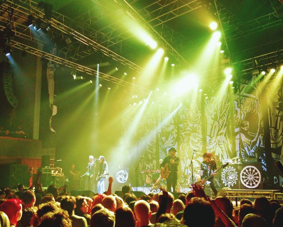 Levellers Wolverhampton Live Music Beautiful Nights...