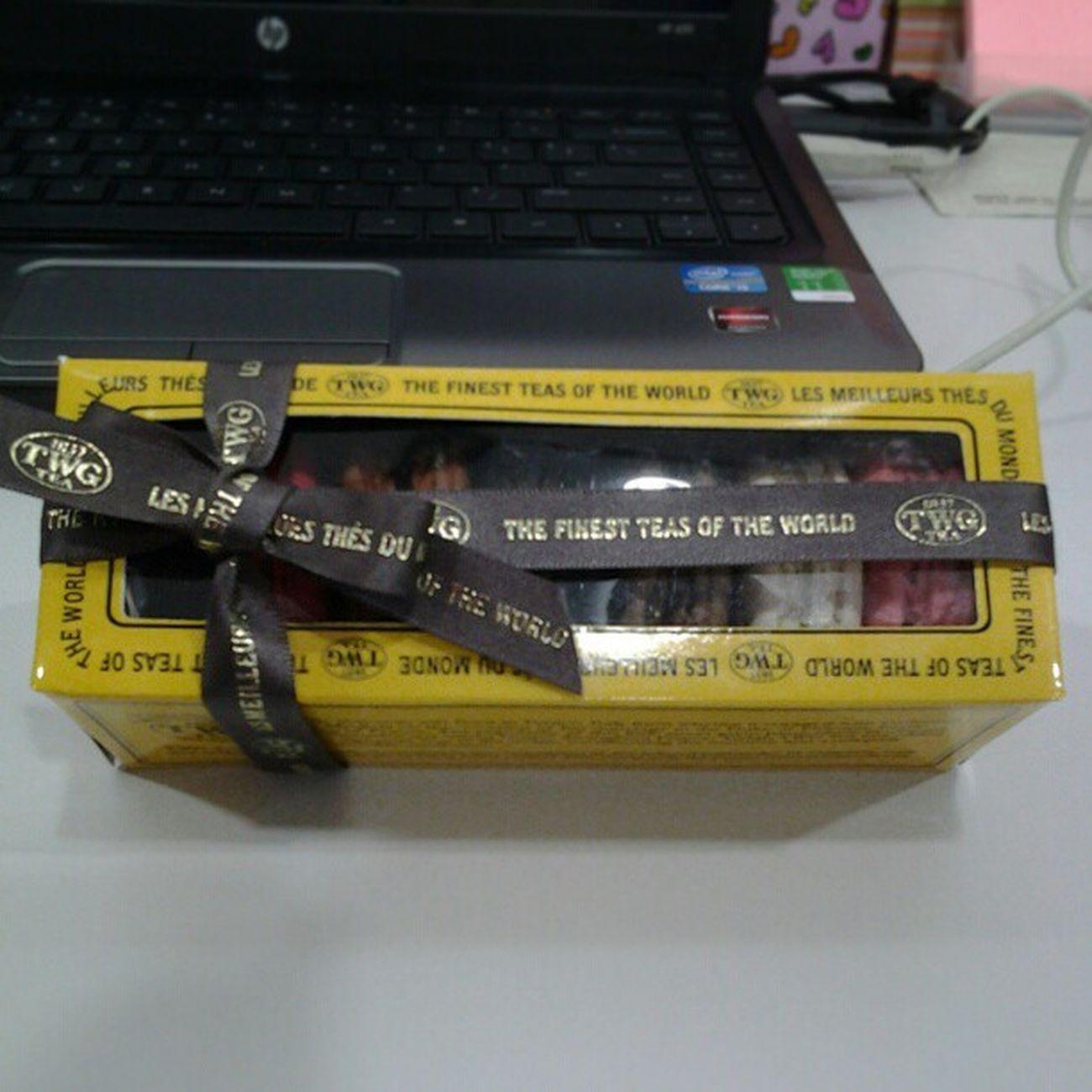TWG MACARONS ♡♥♡♥ Retailteam TWG