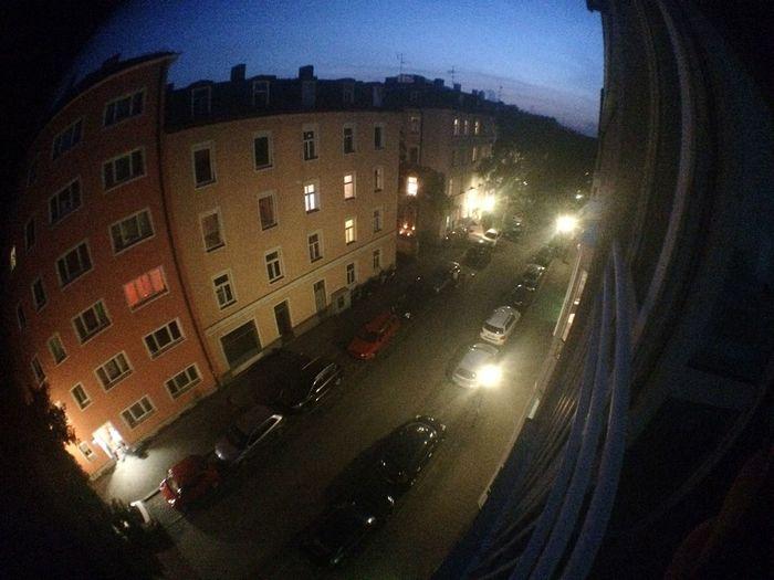 Das Leben in meiner Straße !!