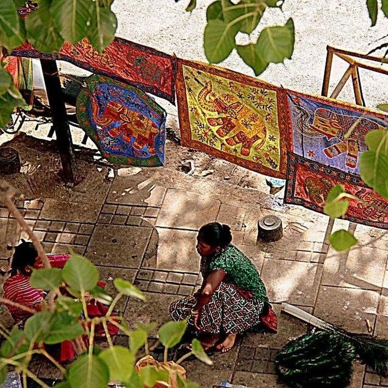 View from the Jehangir Art Gallery, Mumbai, India. Mumbai Incredibleindia India Indianart randomness