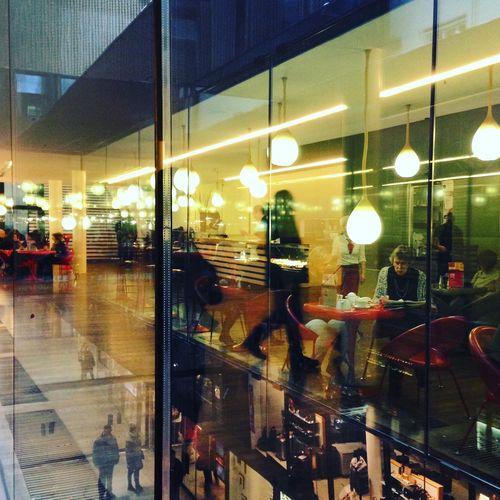 Architecture Bar Gallery FünfHöfe First Eyeem Photo