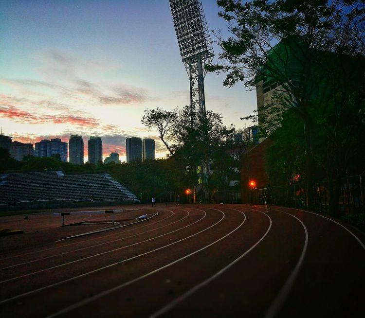 Eyeem Philippines Running Track
