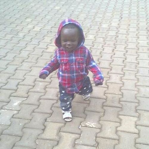 I love This Child Is ALWAYS In Motion In Some Fashion
