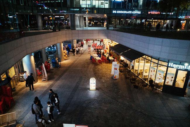 Nightphotography Nightlife Nightlight Snapshot Nightinthecity Voigtländer Colorskopar 21mm EyeEm Korea