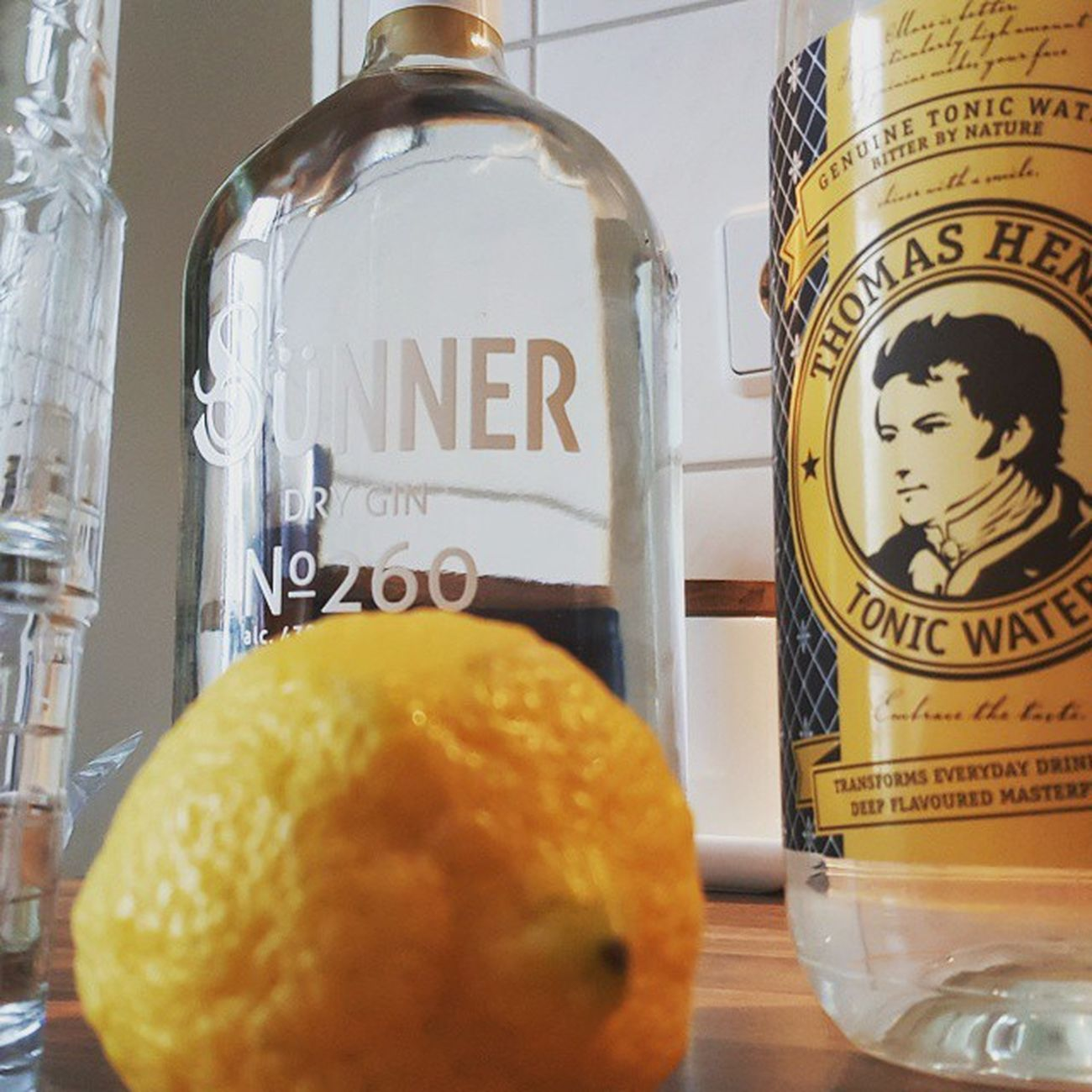 Sünner Gin Gintonic Big25
