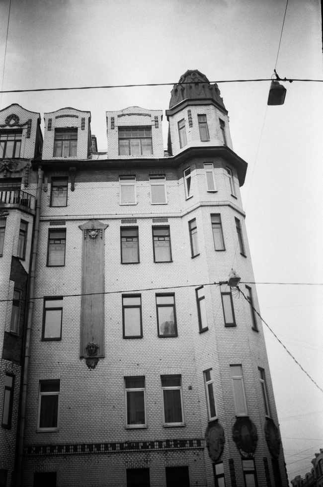 Architecture Building Exterior Sky Tower Streets Slide Shadow Fiftyshades Anticolors Bandw Grayscale Black And White Facades 50shadesofgrey Doublecolors Monochrome Blackandwhite FiftyShadesOfGrey Saintpetersburg Monochrome Photgraphy City Building Exterior Clear Sky Window