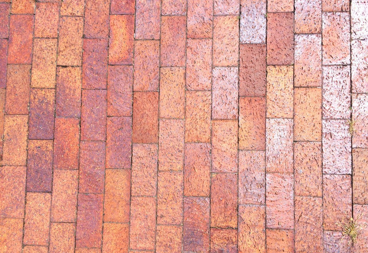 Brick walkway Brick Red Brick Walkway Walkways  Side Walk Sidewalk Bricks Red Bricks Redbrick Redbricks Old Architecture Architecture_collection Shapes Shape Rectangle Rectangles Textured  Textures And Surfaces Texture Textures Backgrounds Background