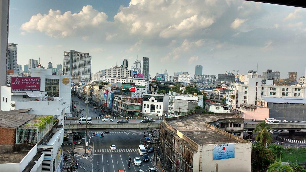First Eyeem Photo Bangkok Bangkok Thailand. City Life Concrete Jungle Fastlife City City View