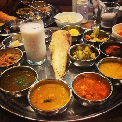 The Great Indian Lunch :-D