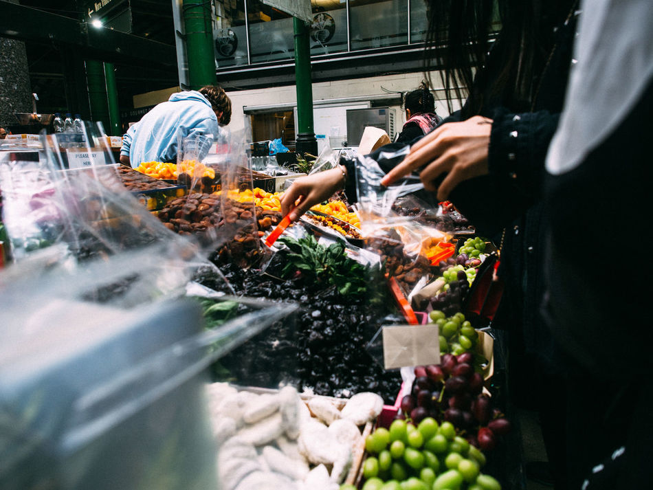 Day Food Food And Drink For Sale Freshness Healthy Eating London Market Market Stall Outdoors People Real People Retail  Selective Focus Vegetable