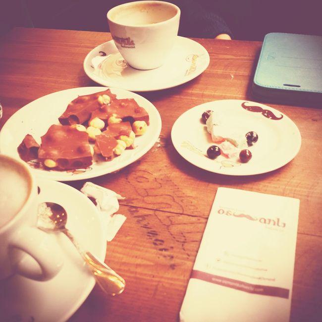 Caffee Love ☕🍵🍫
