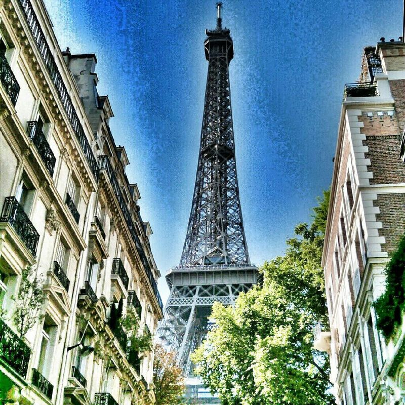 Paris je t aime by olicou