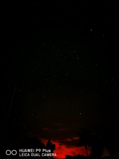 Night Sky Space And Astronomy Astronomy No People Star - Space Space Star Field Beauty In Nature Galaxy Nature Outdoors Doomsday Astrology Sign Above City Lights