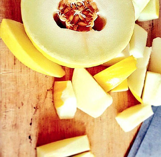 Melon Yellow yellow like the sun Yellow Like The Sun Good Morning