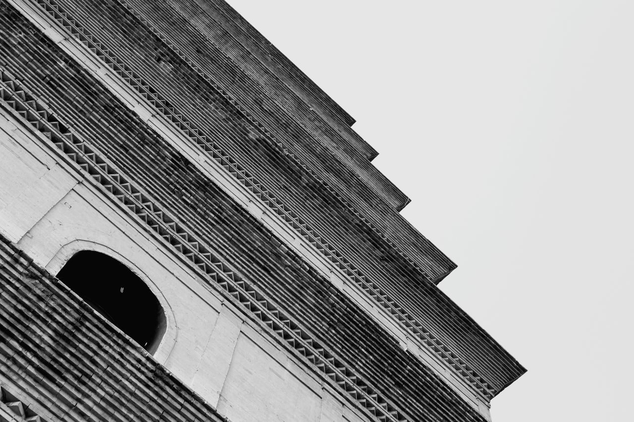 Xian Dayan Tower Architecture Texture Grain History Historical Building historical modernThe Architect - 2017 EyeEm Awards Blackandwhite Architectural Detail China Chinese Architecture Aisa