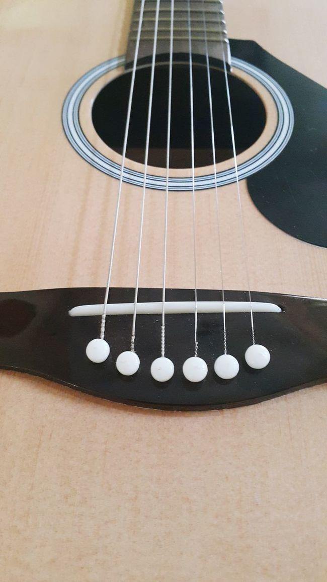 Guitar Music Accoustic String Wood Wooden Wooden Texture Instrumental Instrumentals