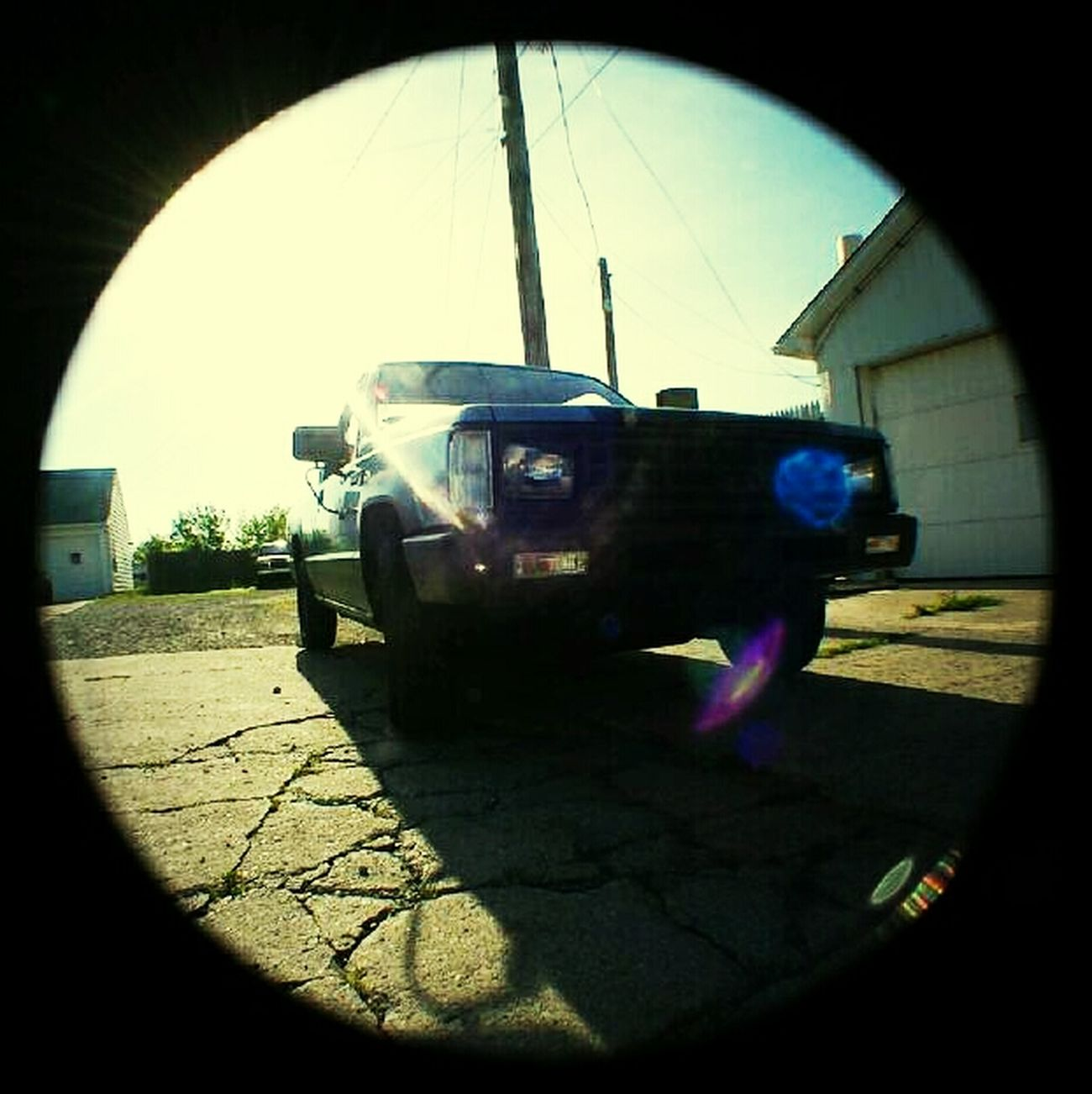 my truck 1988 Dodge Ram50 Dsm #4g63