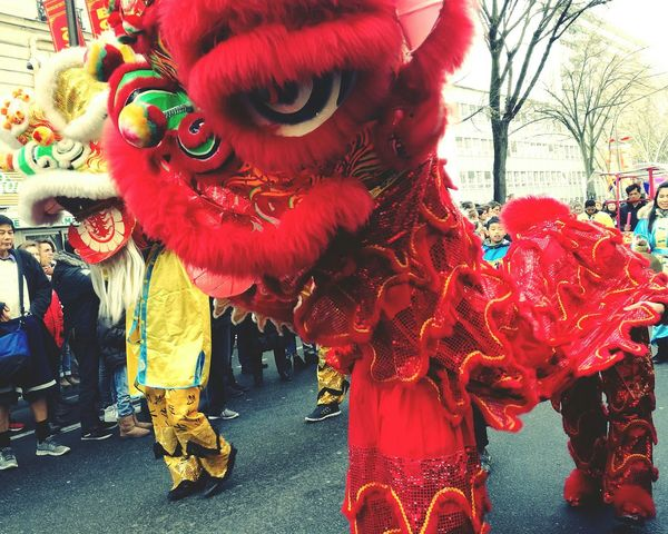 Nouvel An Chinois ! 🗼😽 Celebration Party - Social Event People Outdoors Paris Chinese New Year Nouvel An Chinois 2017