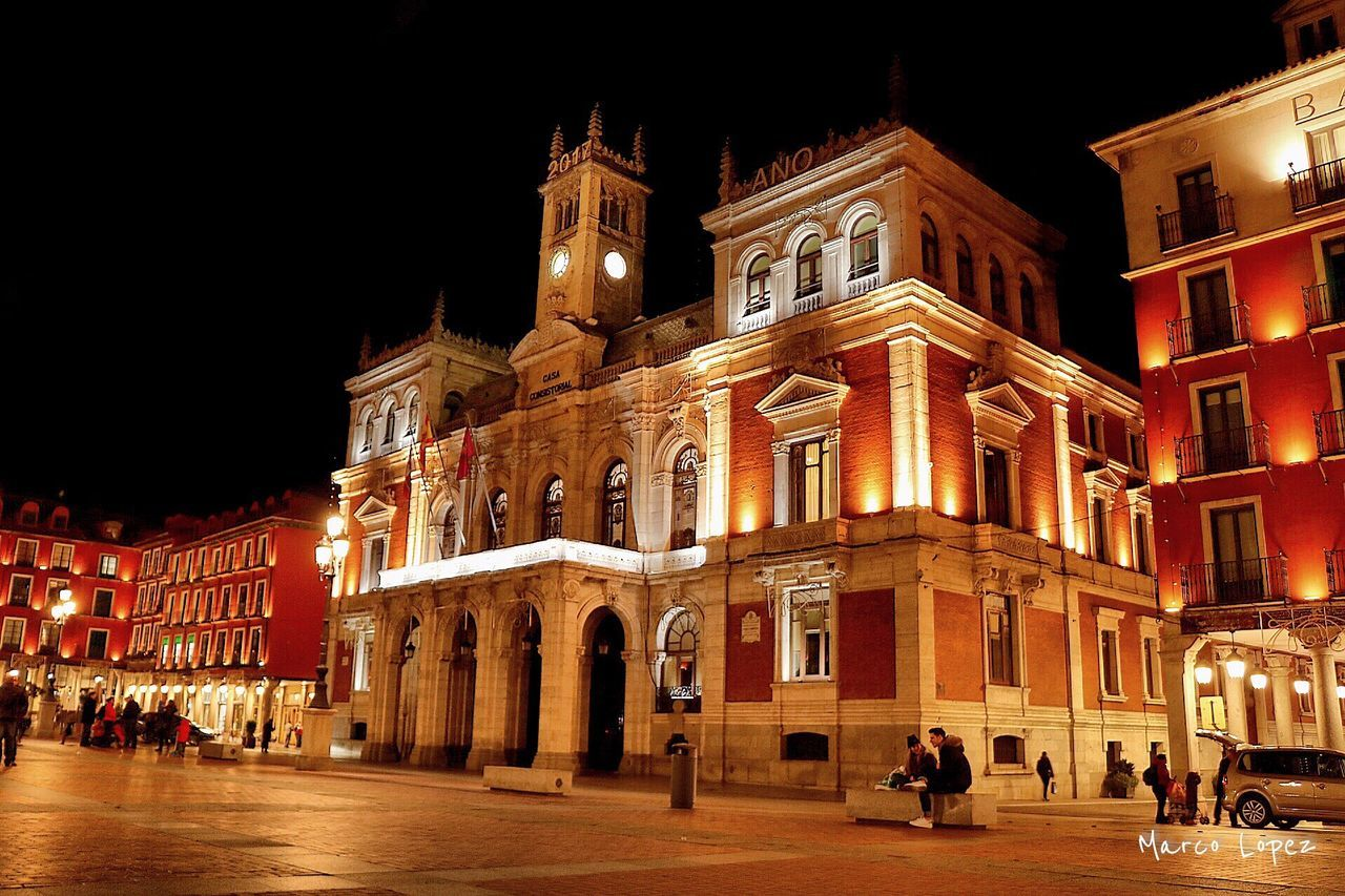 Valladolid Nocturna