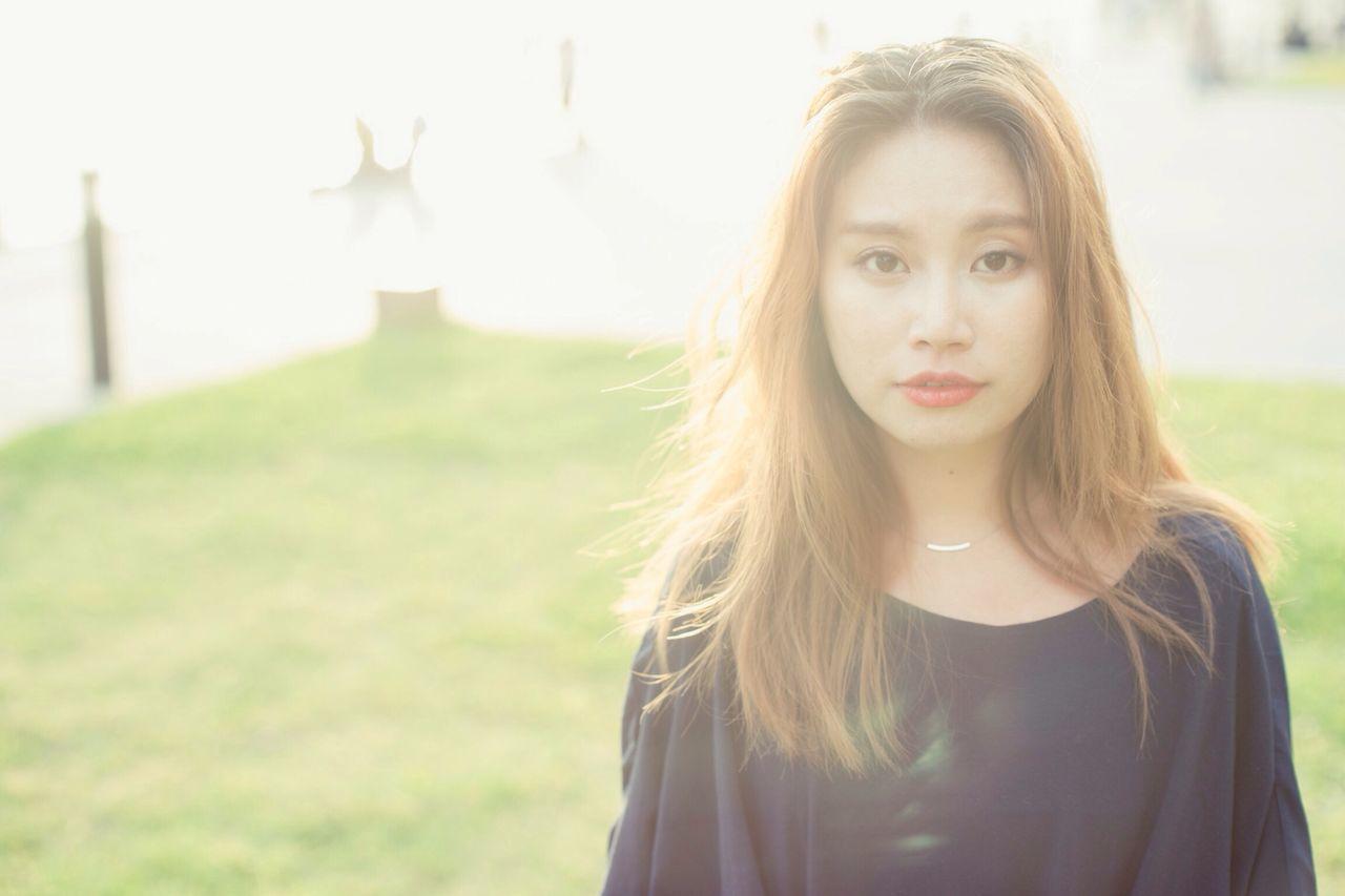 Beautiful stock photos of model, Asian, Attractive, Beautiful, Blonde Hair