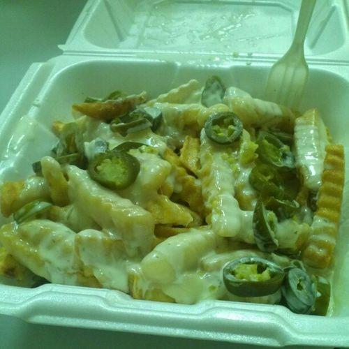 My Yummy fries!!!!