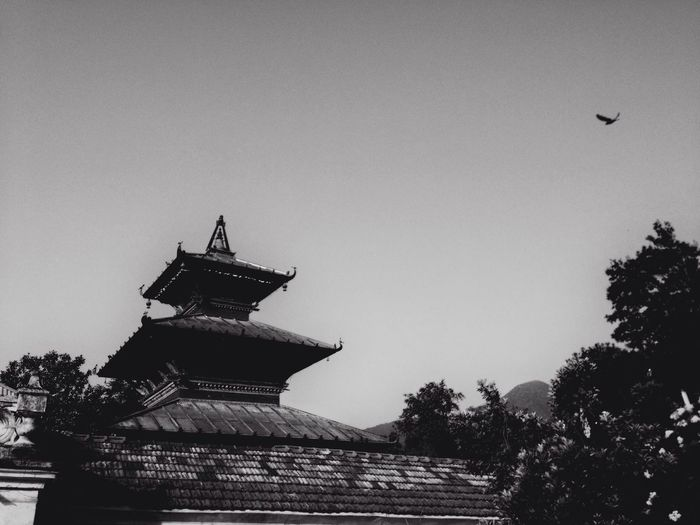 Temple Old Kathmandu B&w Iphotography IPhone IPhoneography Morning Nepal Pray For Nepal