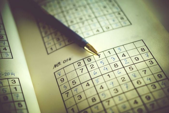 My Smartphone Life Sudoku Daily Sudoku Depth Of Field