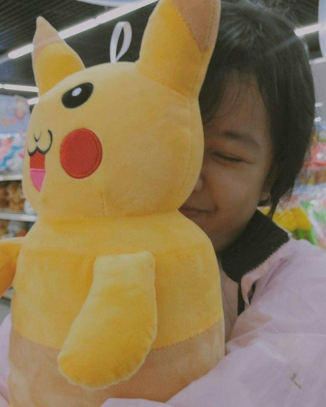 Vietnamese Vietnamesegirl Vungtaucity Vscocam Bạnchụp 62superman Takenbyfriend Eyeemphoto Me Pikachu Yellow