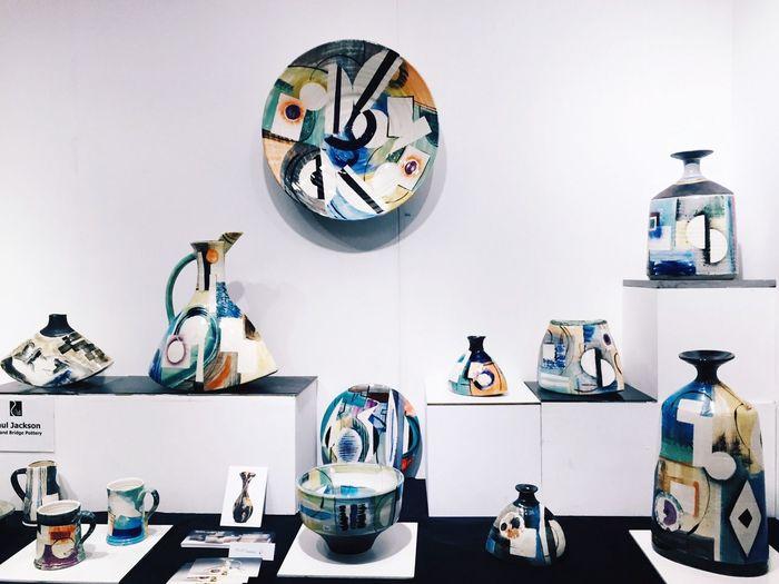 ArtWork Craft Craftsfair Cardiff Cityhall Taking Photos Ceramics