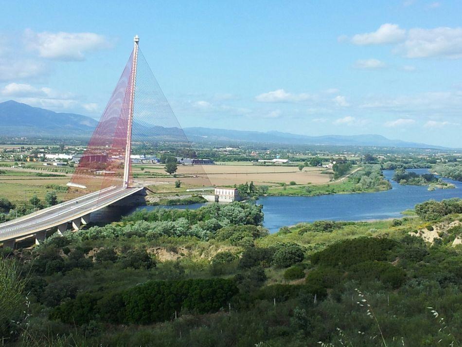 Puente Puentecolgante Puente Atirantado Rio Tajo River Riverscape River Tajo Taking Photos Landscape Landscape_photography