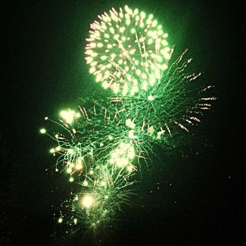 Riverside festival green inferno