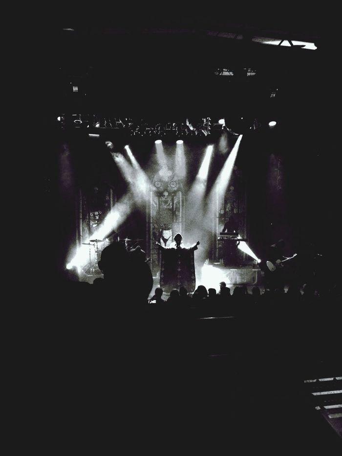 Ghostbc Concert Music Sweden