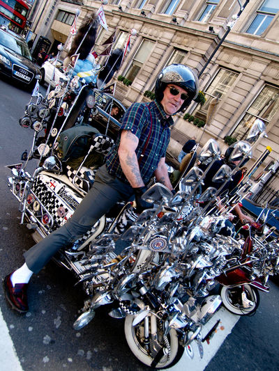 Mayday in London, 01-05-2016 London May Day 2016 Mayday  Mental Moped Mopeds Olympus Protest Protesters Steve Merrick Stevesevilempire Vespa Zuiko