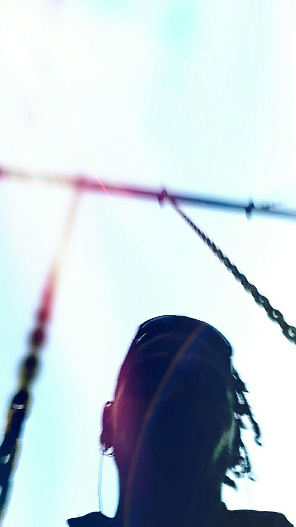 The playground has lost its innocence Spotless Minds Untröstlich Und Sehnen