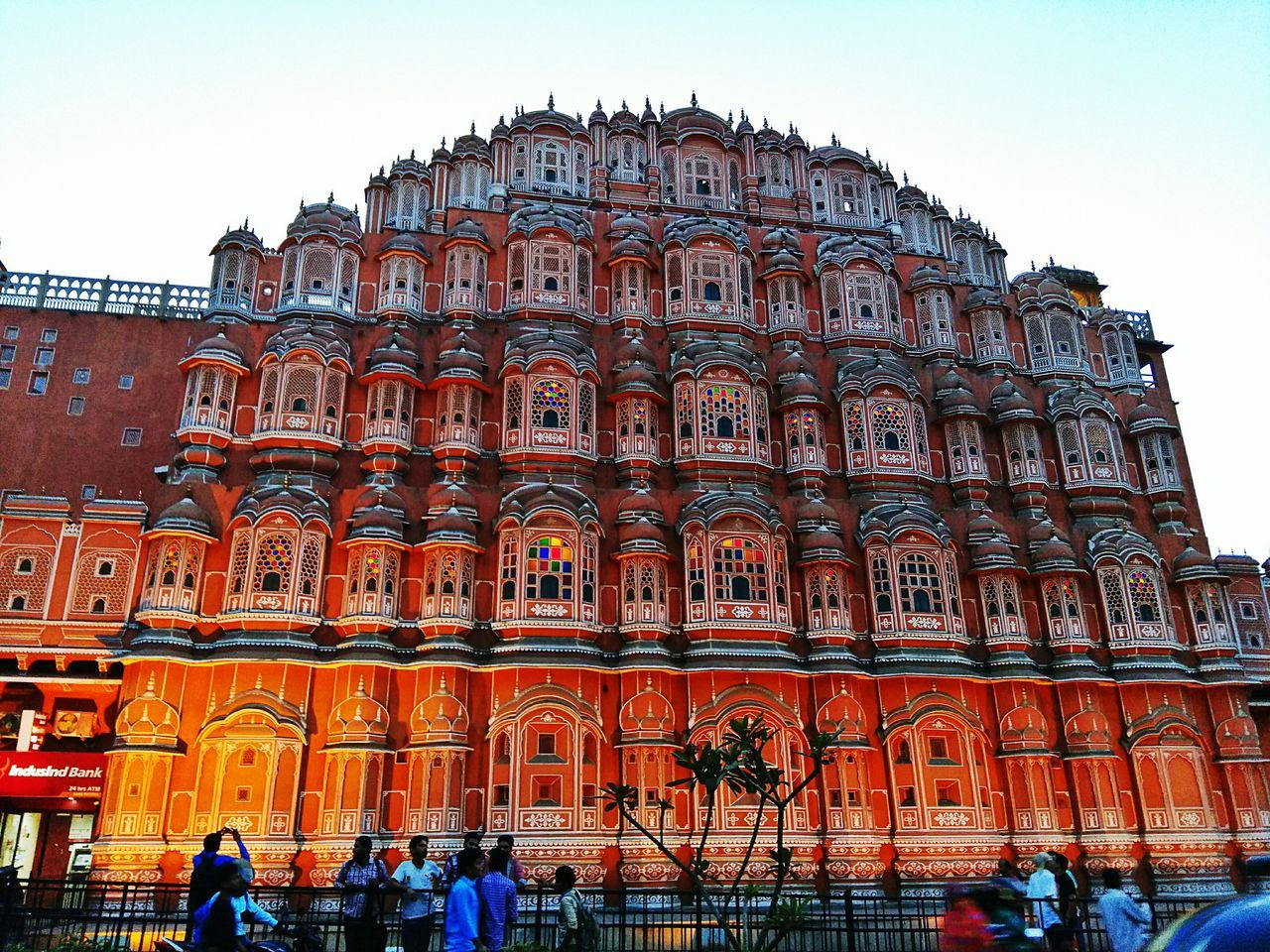 Hawa mahal Jaipur Travel Destinations History Tourism Architecture Low Angle View Travel Vacations Built Structure Business Finance And Industry Outdoors Day Building Exterior People Sky Nature Hawa Mahal Jaipur Jaipurdiaries Jaipur Rajasthan Jaipurcityblog Jaipur Tourist Place Jaipurdiaries🎀 Hawamahaljaipur
