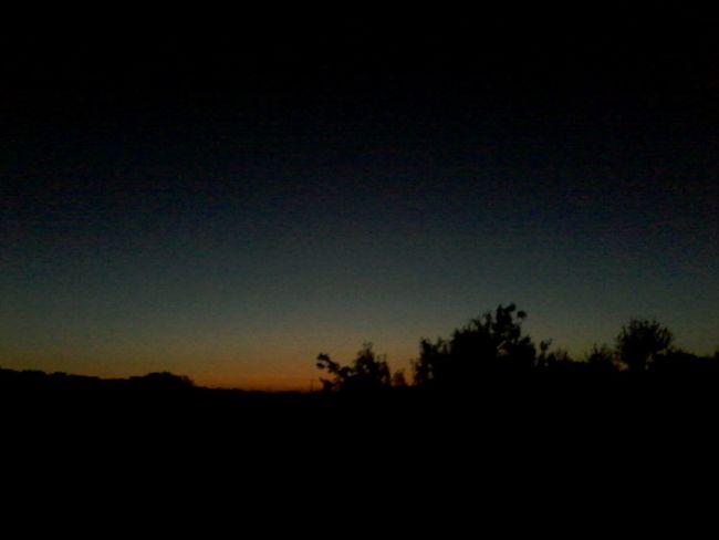 summer sunset
