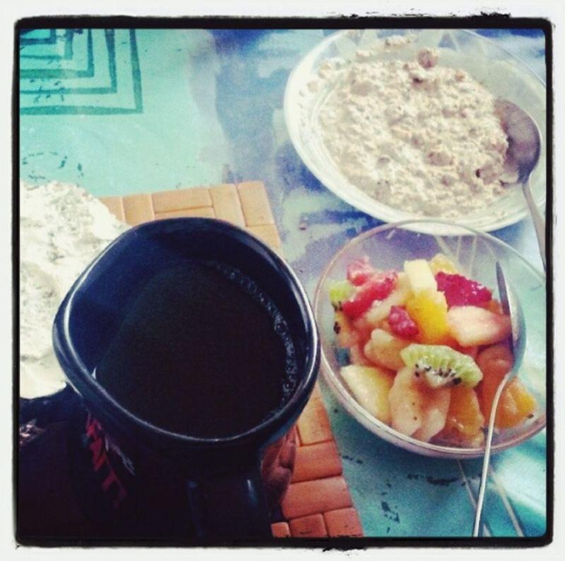 The EyeEm Breakfast Club Breakfast ♥ Yummy♡ Finally, Food! I Was Starving!
