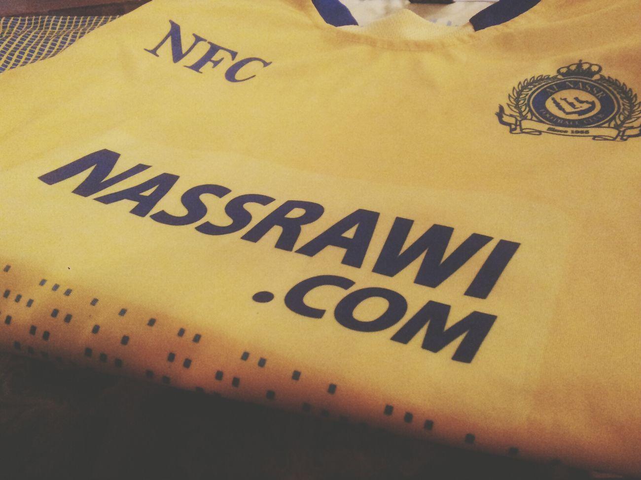 Nassr My Favorite Team النصر Football