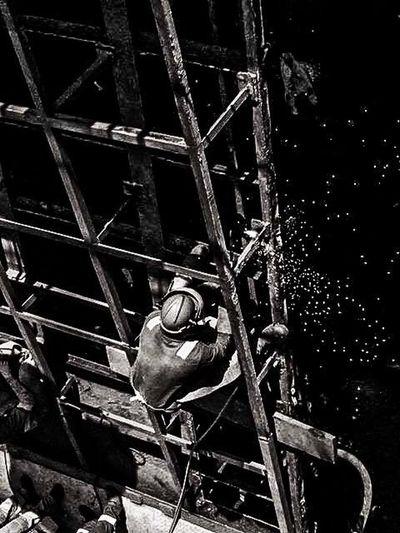Edição por Renan Yudi (new edition by a professional photographer) Blackandwhite Workers Sebastião Salgado