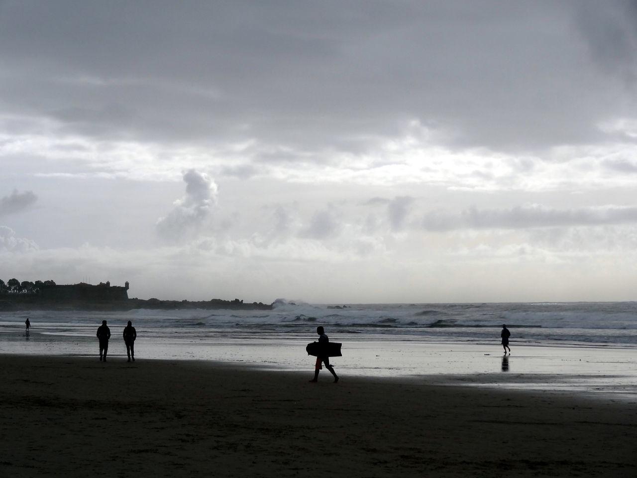 Beautiful stock photos of regen, Beach, Beauty In Nature, Cloud - Sky, Cloudy